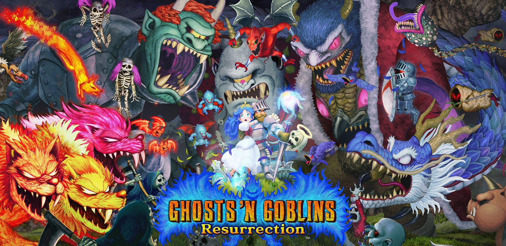 Ghosts N Goblins Resurrection 12122020