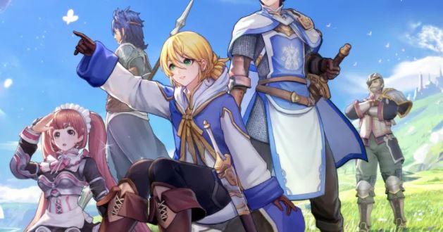 Hortensia Saga R เกมมือถือ 3D RPG เปิดตัวในญี่ปุ่นปี 2021