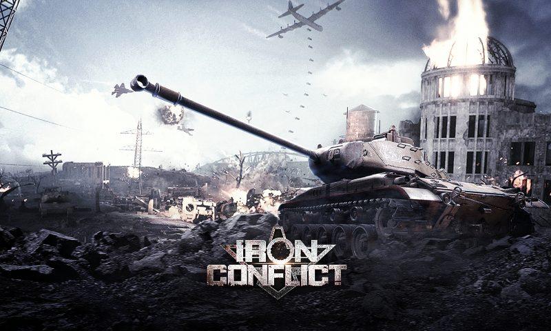 Iron Conflict เกมแนว RTS มิติใหม่แห่งสงครามการแข่งขันแบบเรียลไทม์