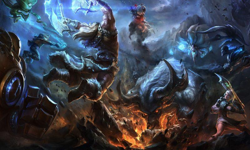 อยากเห็นแล้ว League of Legends เวอร์ชั่น MMO กำลังพัฒนาอยู่