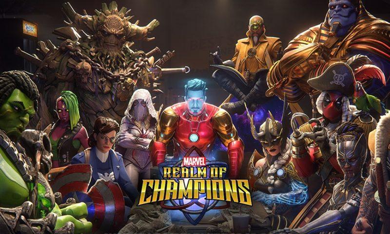 Marvel Realm of Champions ศึกซูเปอร์ฮีโร่เปิดให้บริการ