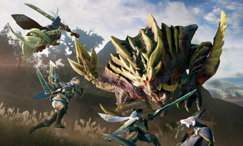 Monster Hunter Rise มอนฮันเวอร์ชั่นใหม่กำลังจะเปิดให้ทดสอบ DEMO