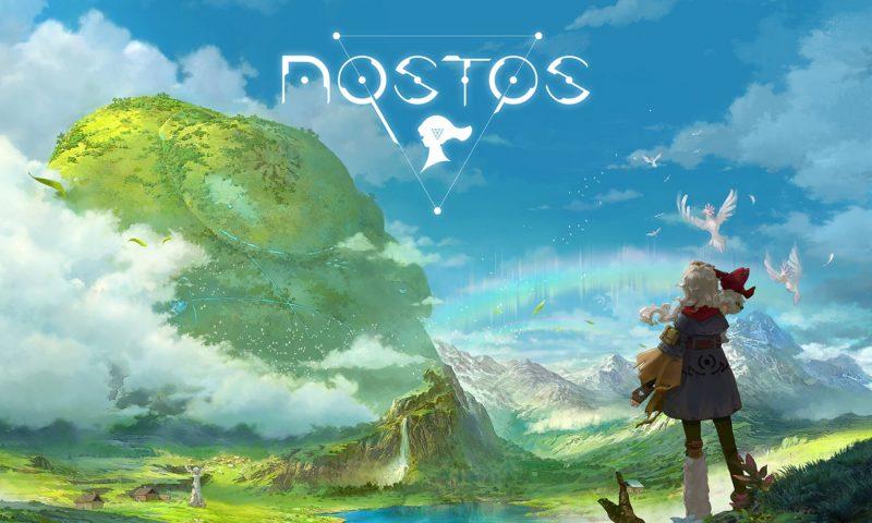 Nostos เกมแนวผจญภัยสไตล์ Open เตรียมวางขายบน PS4 แล้ว