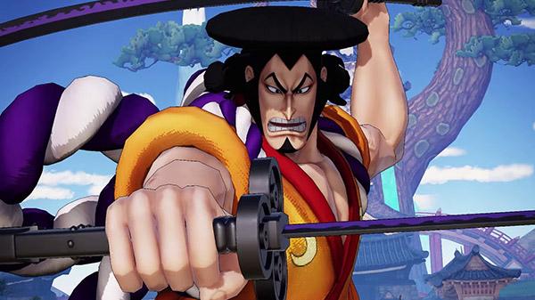One Piece: Pirate Warriors 4 เผยตัวอย่างของนักดาบในตำนาน Oden