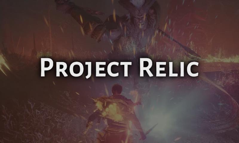 ตัวอย่างของ Project Relic เกมแนว Action ฟอร์มยักษ์