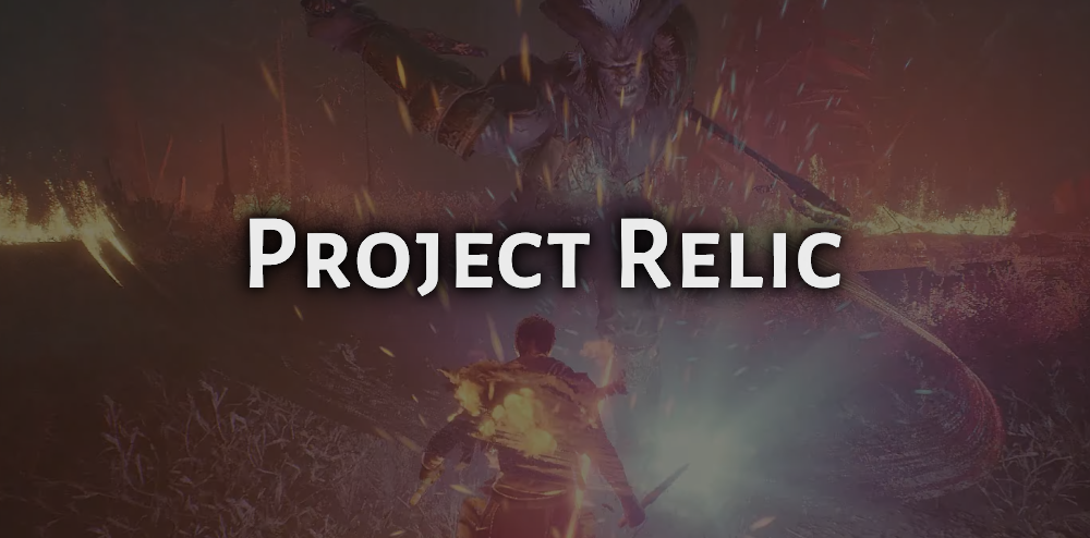 Project Relic 31122020
