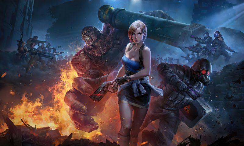 Resident Evil เตรียมเปิดเว็บไซต์ที่รวบรวมข้อมูลไว้ทั้งหมดในปีหน้า