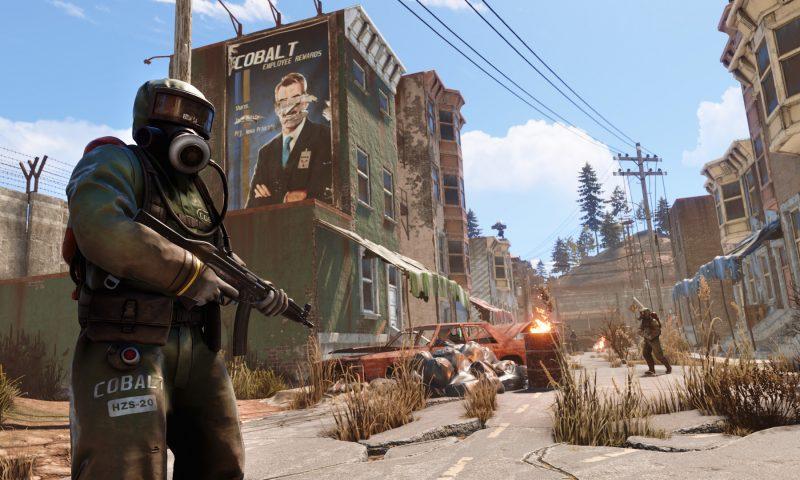 Rust เกมแนวเอาชีวิตรอดสุดมันประกาศเลื่อนวันเปิดบนคอนโซล