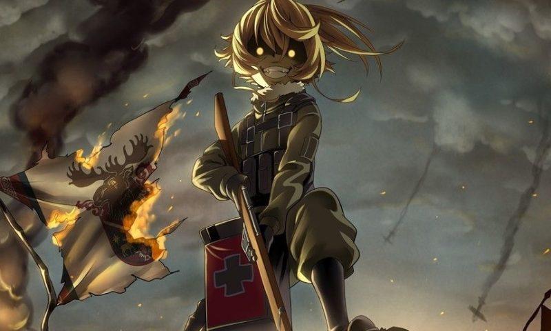 Saga of Tanya the Evil ยัยเผด็จการตัวแสบเวอร์ชั่นเกมเปิด 10 ธันวาคม