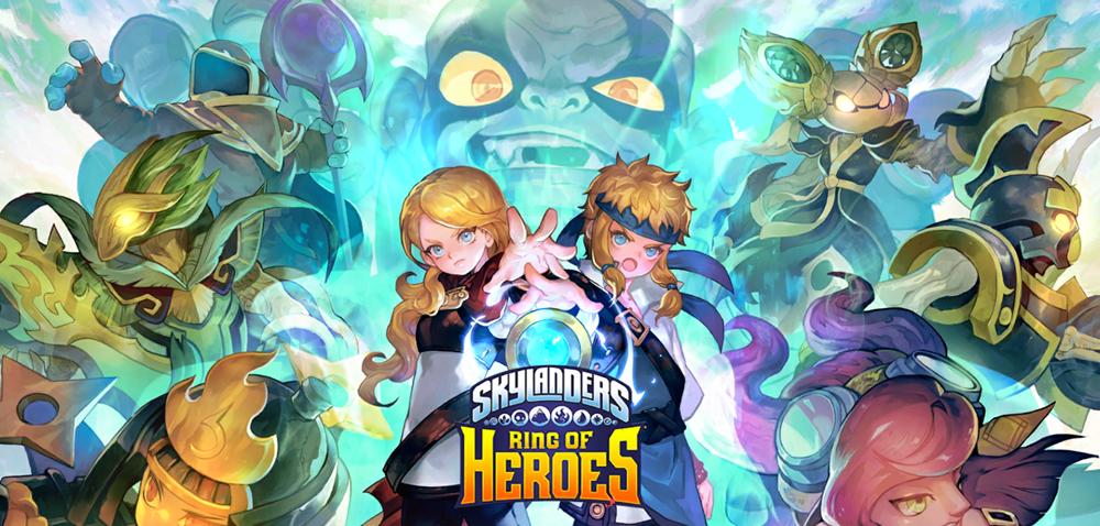 รีวิว Skylanders Ring of Heroes เกมมือถือ RPG สุดมันส์จากค่าย Com2uS
