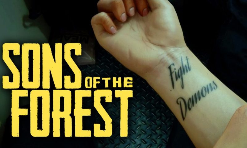Sons of The Forest ปล่อยตัวอย่าง Gameplay ล่าสุดก่อนขายในปี 2021