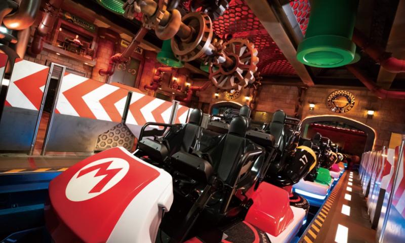 เปิดตัว Super Nintendo World ใน Universal Studios ที่ญี่ปุ่น