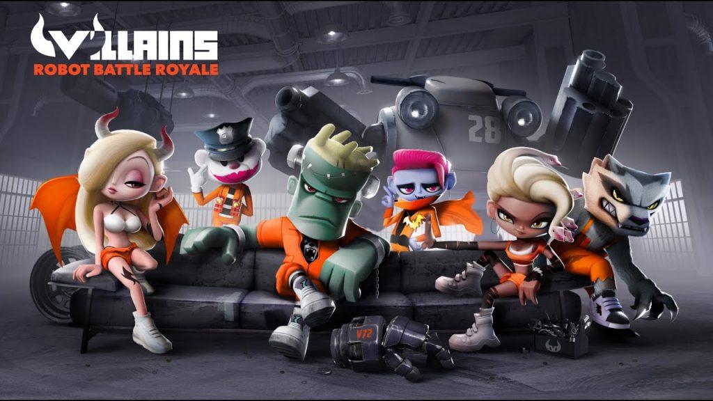 Villains 111263