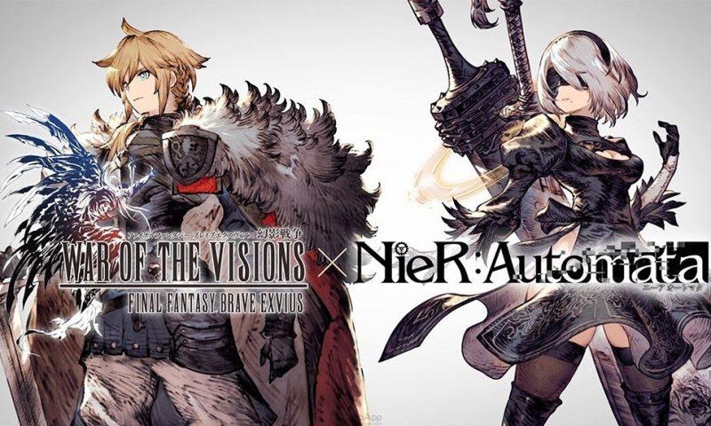 ของดีจากพี่เหลี่ยม War of the Visions: FFBE x NieR:Automata