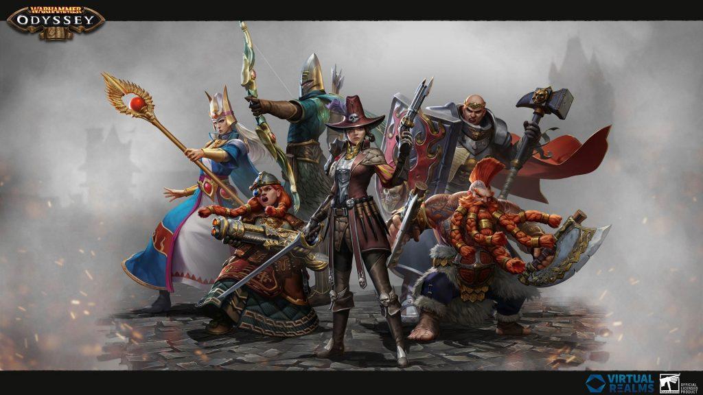 Warhammer Odyssey 241263