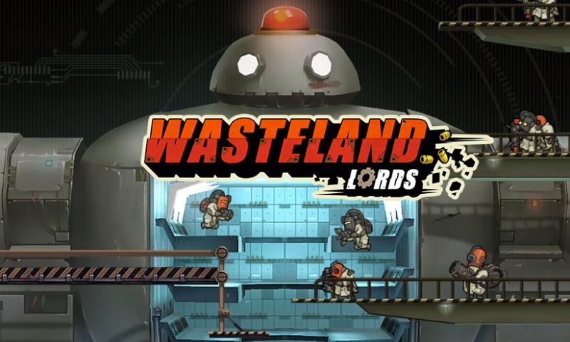 เมื่อพื้นดินไม่มีที่อยู่ Wasteland Lords เกมสร้างเมืองใต้ดินบนมือถือ