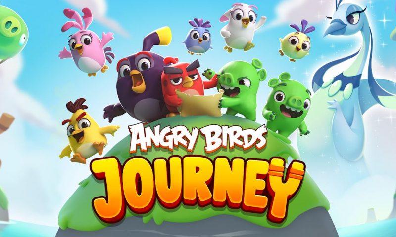 Angry Birds Journey เปิดให้บริการแล้วทั้งในระบบ Android และ iOS