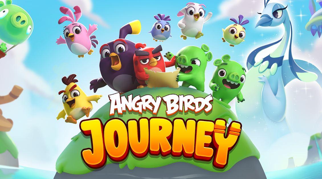 Angry Birds Journey 2512021 1