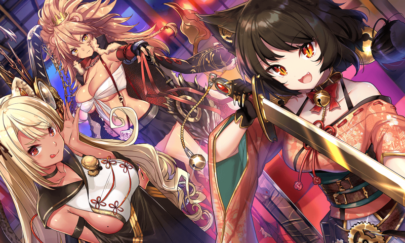 Animae Arche เกมสะสมตัวละคร RPG เตรียมเปิดตัวเวอร์ชั่นญี่ปุ่น