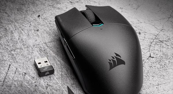 เมาส์ไร้สาย KATAR PRO Wireless ราคาน่าคบจากค่าย Corsair