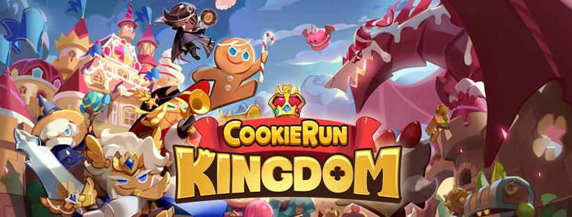 Cookie Run: Kingdom เกมใหม่ล่าสุดจาก Devsisters เปิดตัวพร้อมกันทั่วโลก