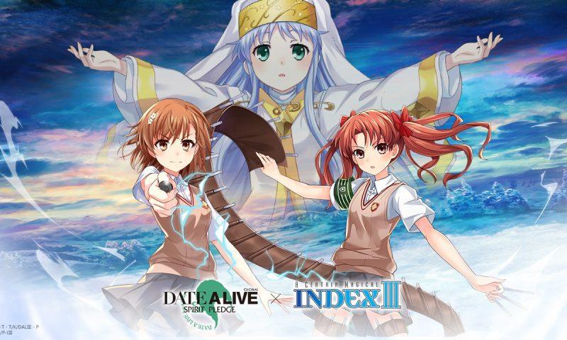 Date-A-Live Spirit Pledge จัดกิจกรรมกับ Index การ์ตูนดังในญี่ปุ่น
