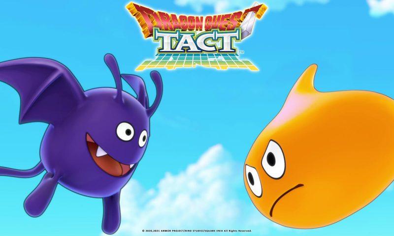 พร้อมยัง Dragon Quest Tact เกมแนววางแผนจากแฟรนไชส์ชื่อดัง