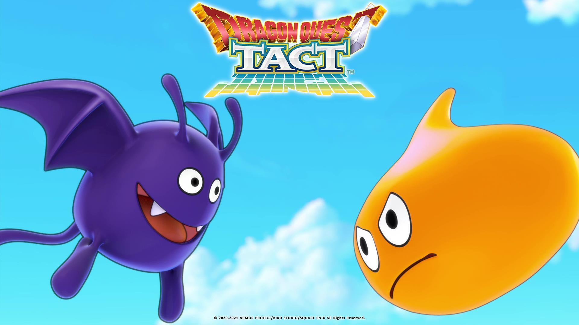 Dragon Quest Tact 2712021 1