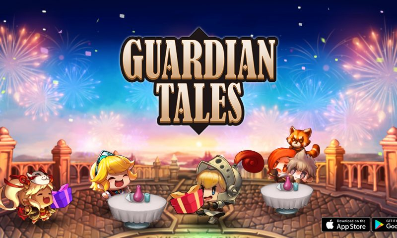 Guardian Tales เกม RPG สุดปังแห่งปีจัดกิจกรรมสุ่มฟรีที่พลาดไม่ได้