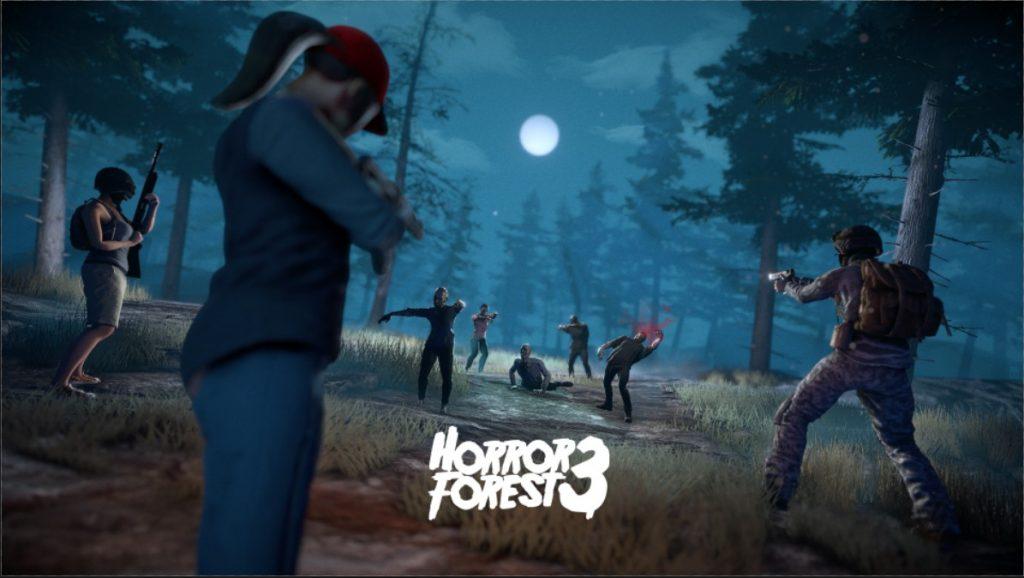 Horror Forest 3