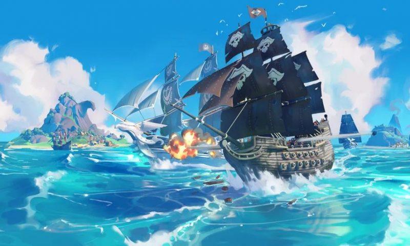 King of Seas เส้นทางแห่งราชาโจรสลัดเตรียมออกเรือ ก.พ. นี้