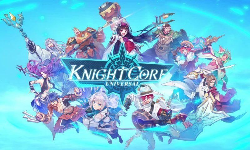 Knight Core Universe เกมมือถือ RPG สุดเมะเปิดให้บริการแล้ว