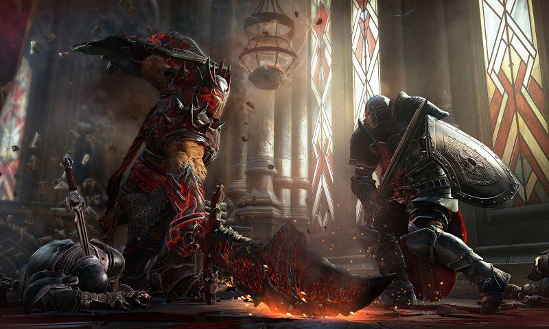 CI Games เผยตัวอย่างโลโก้ Lords of the Fallen 2 ที่กำลังพัฒนาอยู่
