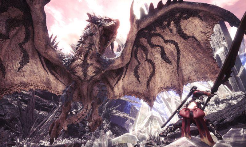Monster Hunter: World ในรูปแบบเกมกระดาษเปิดตัวใน Kickstarter