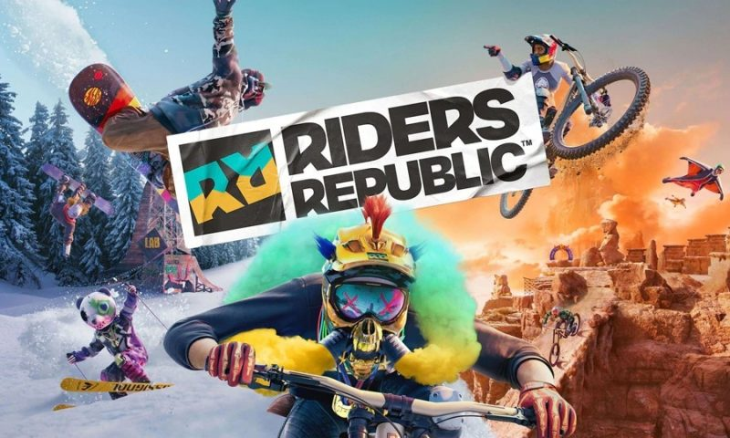 Riders Republic เกมแนวเอ็กซ์ตรีมจาก Ubisoft เลื่อนไปปลายปี