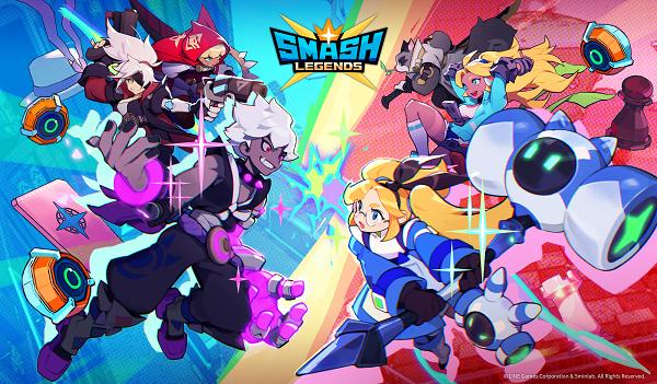 Smash Legends เกมแนว Action PVP สุดมันส์เผยกำหนดการเปิดให้บริการ