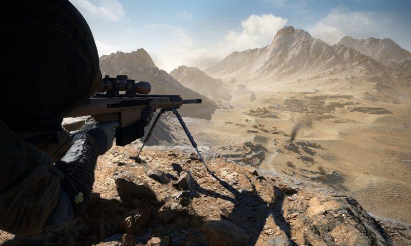 แฟรนไชส์ Sniper Ghost Warrior เผยยอดขายสูงสุดถึง 11 ล้านชุด