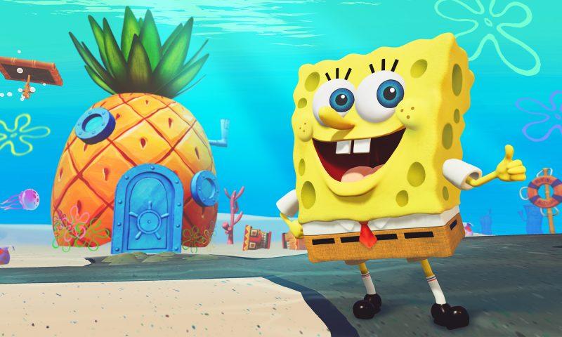 SpongeBob SquarePants มุ่งหน้าเปิดให้บริการบนมือถือภายในเดือนนี้