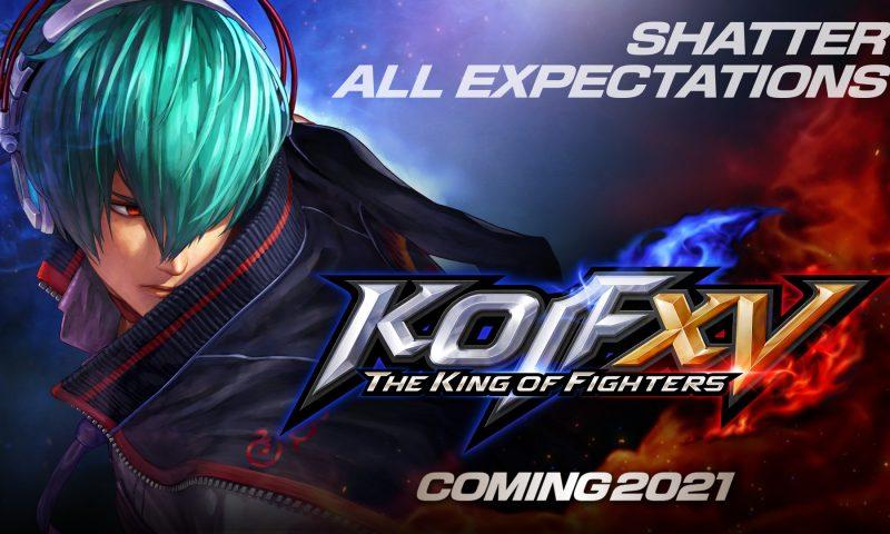 The King of Fighters XV เผยตัวอย่างพร้อมเปิดตัวในปี 2021
