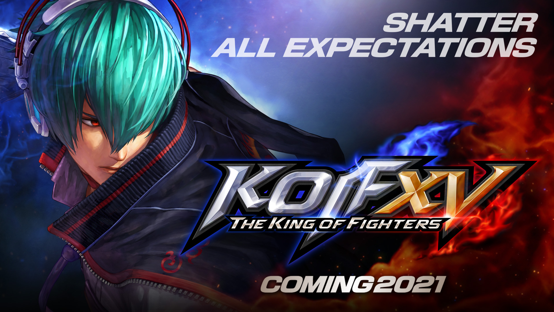 The King of Fighters XV 1012021 1