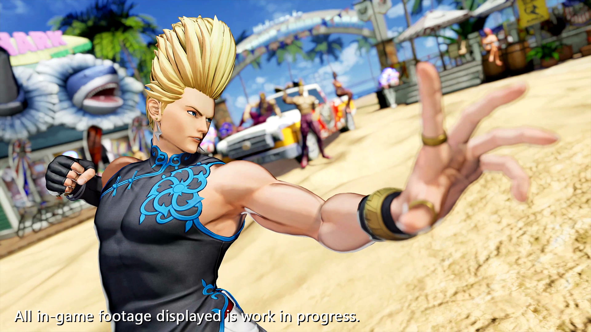 The King of Fighters XV 2812021 2