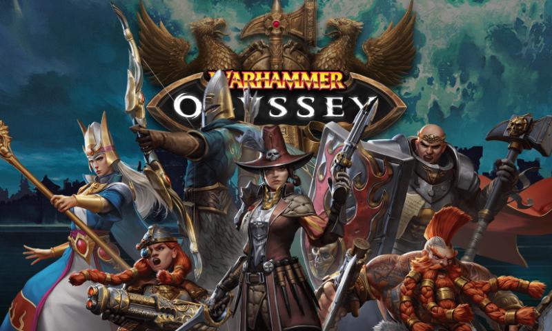 กำลังจะมา Warhammer: Odyssey เกม MMORPG สุดแฟนตาซี
