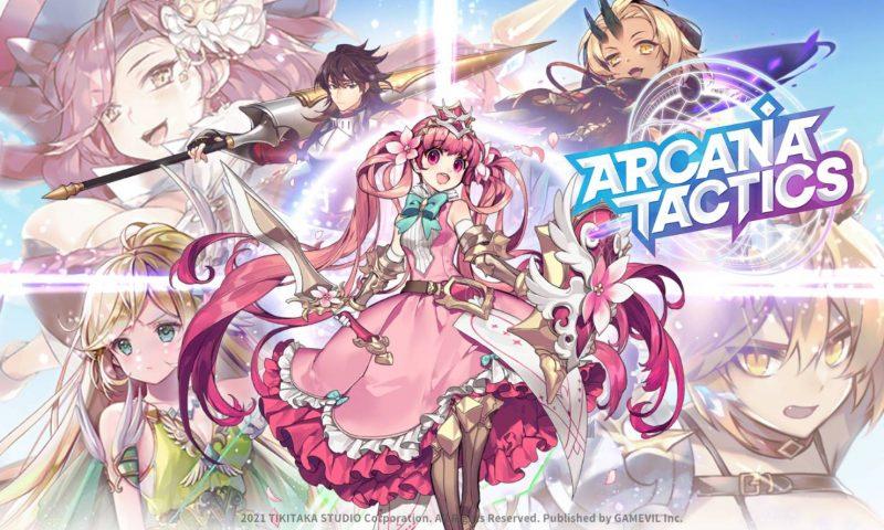 Arcana Tactics สิ้นสุด CBT อย่างสวยงามพร้อมเปิดลงทะเบียนล่วงหน้า