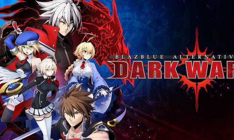 โชว์ไป BlazBlue Alternative Darkwar เผยระบบเกมและตัวละคร