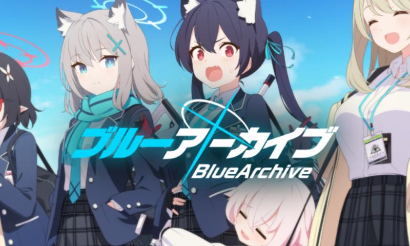 พาส่อง Blue Archive เกมมือถือ RPG สุดเมะที่มาแรงมากในญี่ปุ่น
