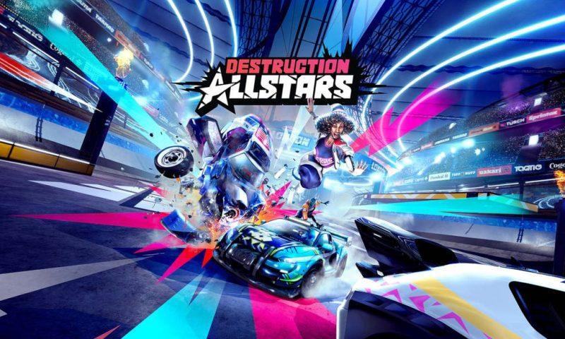 Destruction AllStars เปิดตัวอย่างใหม่ในธีม Mayhem Starts Now