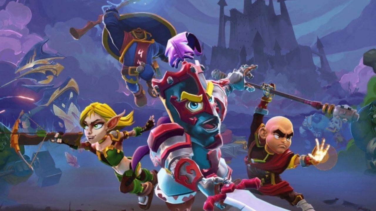 Dungeon Defenders 24222021 1