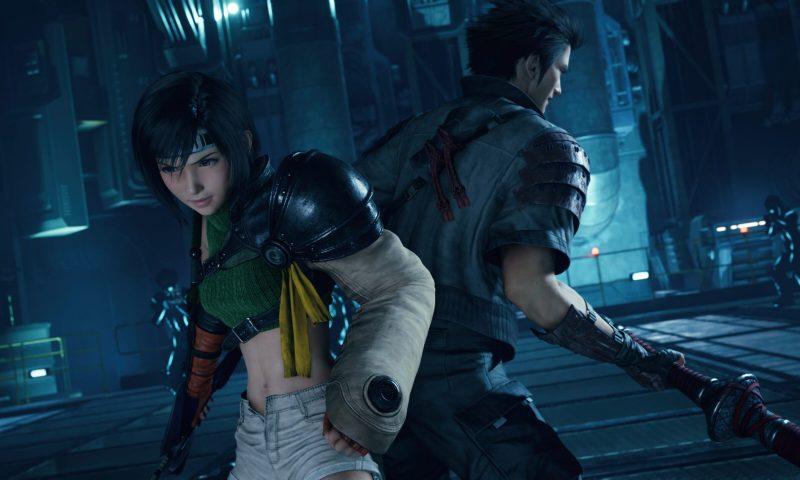 Final Fantasy VII Remake Intergrade เปิดตัวสำหรับ PS5