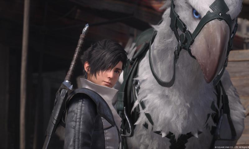 Final Fantasy XVI จะเป็นเกมที่เน้น Action แต่ก็เน้น Story เช่นเดียวกัน