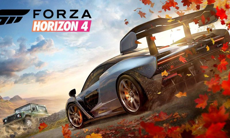 Forza Horizon 4 ประกาศเตรียมลง Steam เดือนมีนานี้